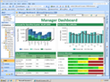CRM - Manager Dashboard