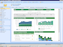 CRM - Account Review Dashboard