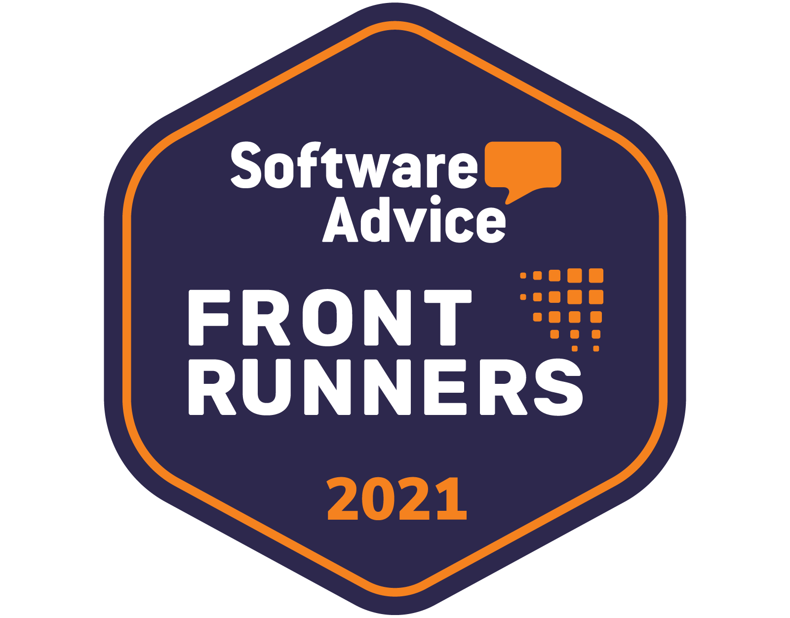 VipeCloud FrontRunners Badge