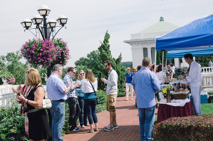 Hershey Wine and Food Festival