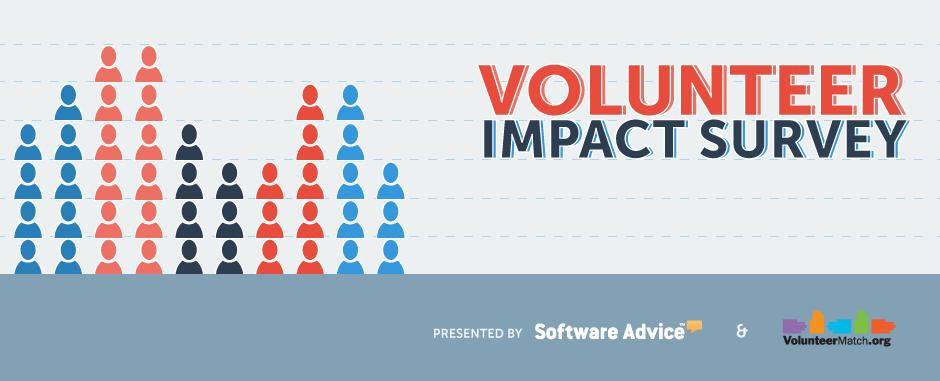 volunteer impact survey banner