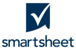 Logotipo do Smartsheet