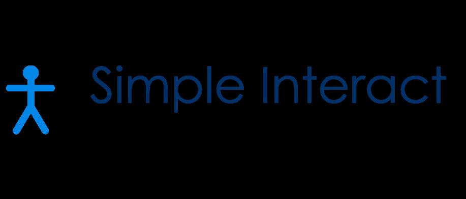 Simple Interact - Logo