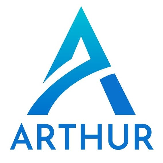 Logotipo do Arthur