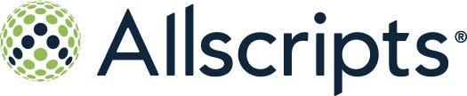 Logotipo de Allscripts