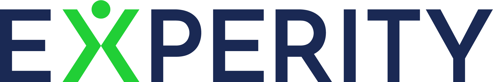 Logotipo de Experity
