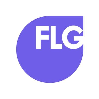 Logotipo de FLG