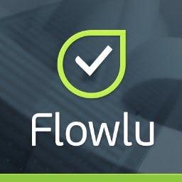 Logotipo de Flowlu CRM