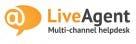 Logotipo de LiveAgent