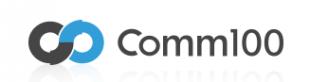 Logotipo de Comm100 Live Chat
