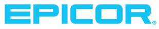 Epicor Manufacturing Logo