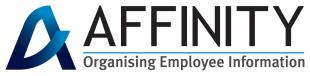 Logotipo de Affinity HRIS