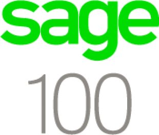 Sage 100 Standard and Advanced ERP (formerly Sage ERP MAS 90 and 200) Logo
