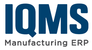Logotipo do IQMS ERP Software
