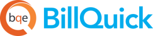 BillQuick - Time Billing, Project Management and Accounting Logo