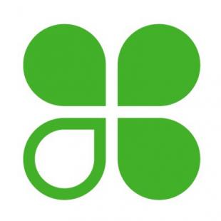 Logotipo do Clover POS