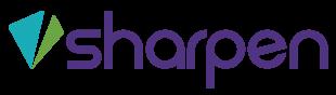 Logotipo de Sharpen