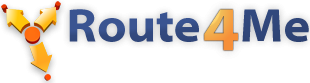 Logotipo do Route4Me