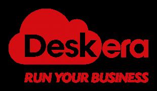 Logotipo do Deskera