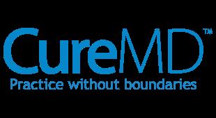 Logotipo de CureMD