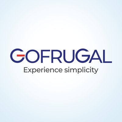 Logotipo do GoFrugal POS