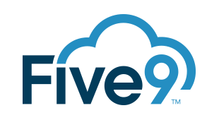 Logotipo do Five9 Cloud Contact Center