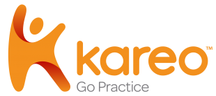 Logotipo do Kareo Clinical EHR