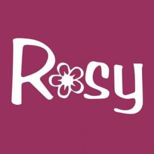 Rosy Salon Logo