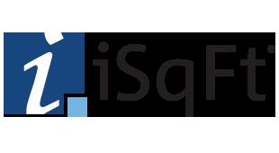Logotipo de iSqFt for General Contractors
