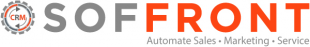 Logotipo de Soffront Sales and Marketing Automation - CRM