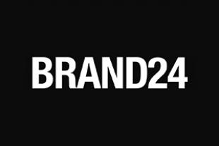 Logotipo de Brand24