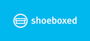 Logotipo de Shoeboxed