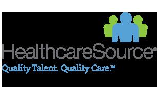 Logo di HealthcareSource Quality Talent Suite