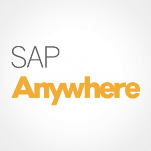 SAP Anywhere - Logo