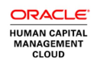 Logotipo de Oracle HCM Cloud