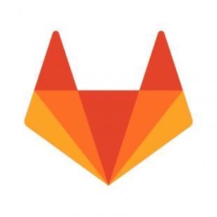 Logo di GitLab