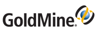 Logotipo do GoldMine Premium Edition