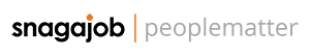 PeopleMatter by Snagajob Logo