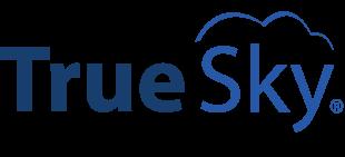 Logotipo de True Sky