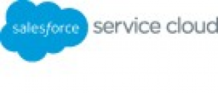 Logotipo do Salesforce.com Service Cloud