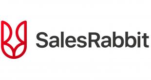 Logotipo de SalesRabbit