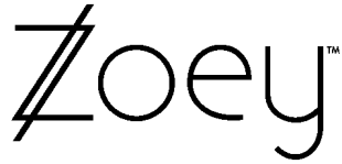 Logotipo de Zoey