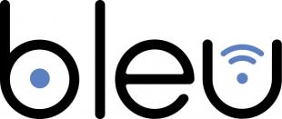 Logotipo de Bleu