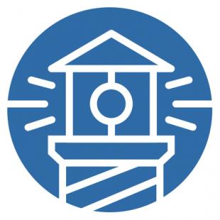 Logotipo de FareHarbor