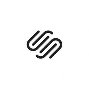Logotipo do Squarespace