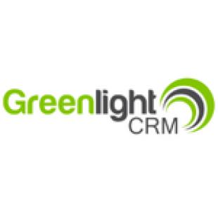 Logotipo de Greenlight CRM