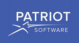 Logotipo de Patriot Payroll