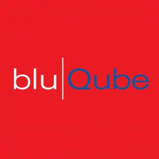 Logotipo de bluQube