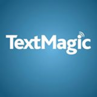 Logotipo de TextMagic