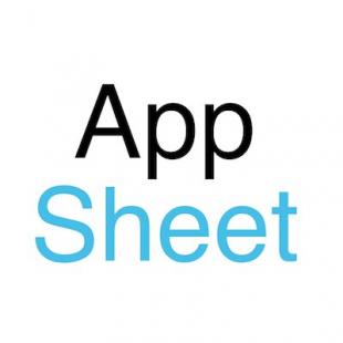 Logotipo de AppSheet